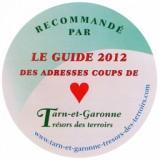 Le guide 2012